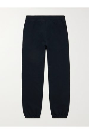The Row Olin Loopback Cotton-Jersey Sweatpants