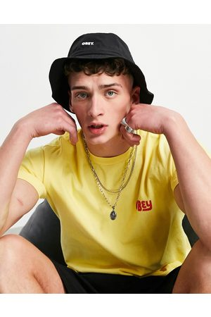 Obey Men Hats - Jazz bucket hat with drawstring in