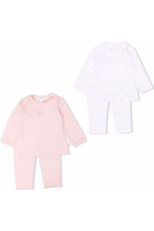MARIE CHANTAL Tracksuits - Embroidered cotton tracksuit set