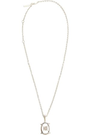 Sweetlimejuice Men Necklaces - Volley pendant necklace
