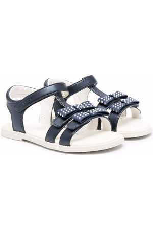 Geox Kids Girls Sandals - Chunky touch-strap sandals