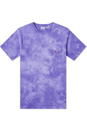 Gramicci One Point Tie Dye Pocket Tee