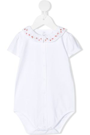 Knot Strawberry-embroidered body