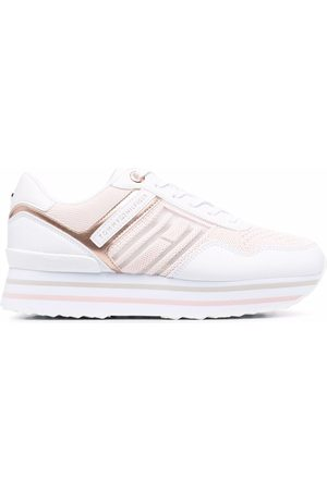 Tommy Hilfiger Chunky panelled low-top sneakers