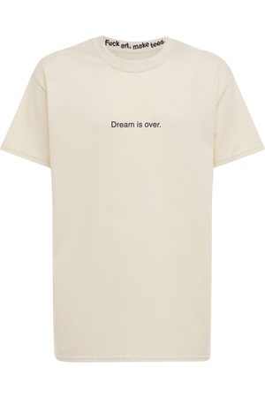 F.A.M.T. Dream Is Over Cotton T-shirt