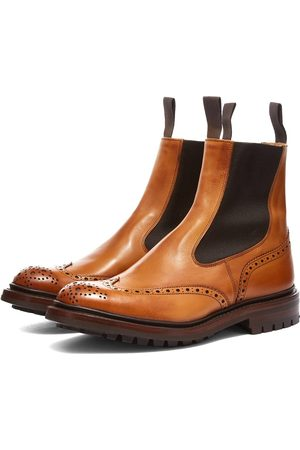 TRICKERS Men Ankle Boots - Tricker's Henry Brogue Chelsea Boot