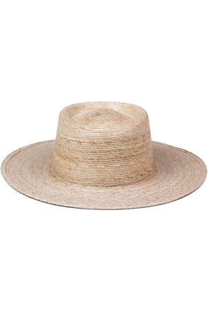 Lack of Color Palma Woven Boater Hat