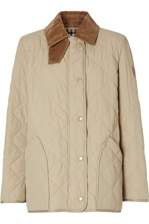 Burberry Women Jackets - Cotswold Quilted Nylon Jacket
