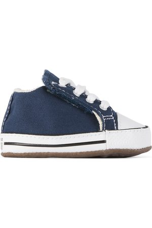 Converse Baby Navy Easy-On Chuck Taylor All Star Cribster Sneakers