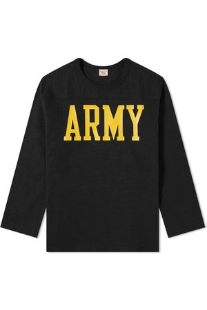 The Real McCoys The Real McCoy's Army Military Football Tee