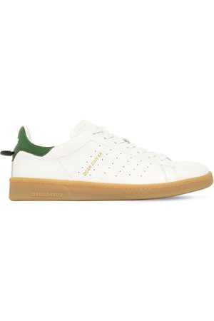 Dsquared2 Boxer Leather Low-top Sneakers