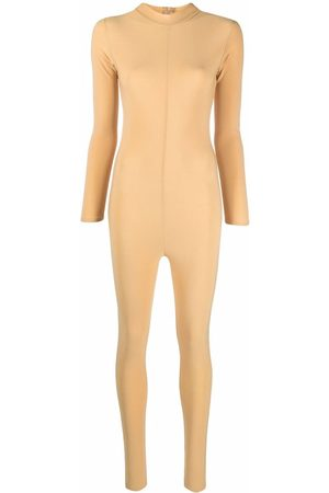 Alchemy Long-sleeved fitted jumpsuit