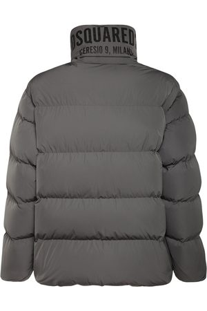 Dsquared2 Ceresio 9 Print Tech Down Jacket