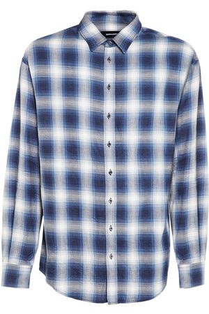 Dsquared2 Check Cotton Shirt