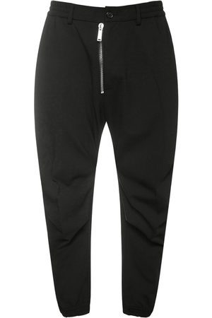 Dsquared2 Ceresio 9 Stretch Wool Combat Pants