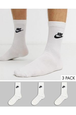 Nike Evry Essential 3 pack socks in