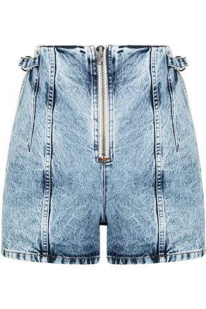 IRO Powelly bleached shorts