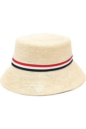 Thom Browne Crochet bucket hat