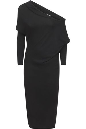 Tom Ford Women Knitted Dresses - Cashmere & Silk Knit Dress