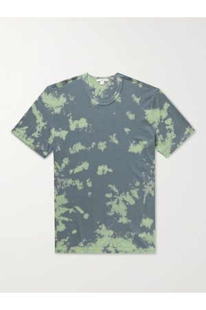 James Perse Bleached Combed Cotton-Jersey T-Shirt