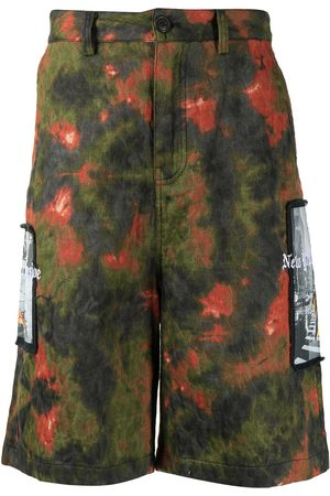 HACULLA Up in Flames shorts