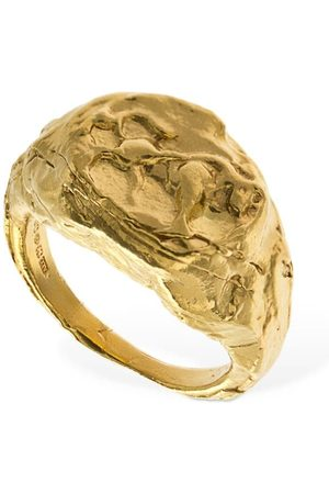 Alighieri Women Rings - Taurus Signet Ring