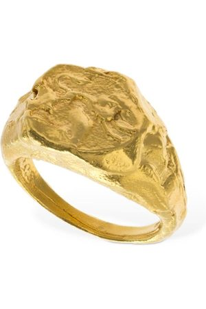 ALIGHIERI Women Rings - Leo Signet Ring