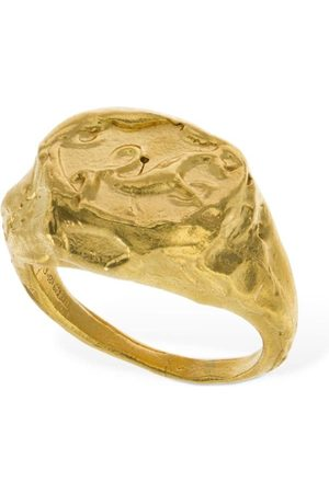 Alighieri Women Rings - Capricorn Signet Ring