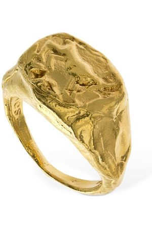 Alighieri Women Rings - Aries Signet Ring