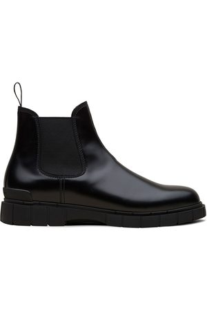 CAR SHOE Men Ankle Boots - Chunky sole Chelsea boots