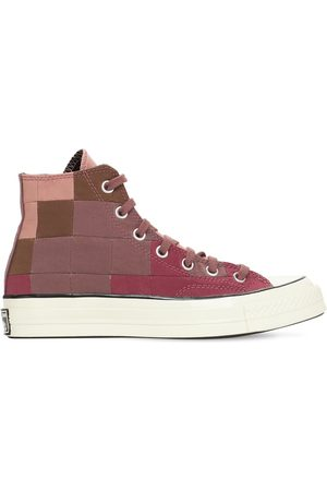 Converse Women Sneakers - Ct 70 Natural Dye Patchwork Sneakers