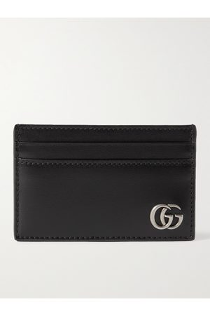 Gucci Men Wallets - GG Marmont Leather Cardholder