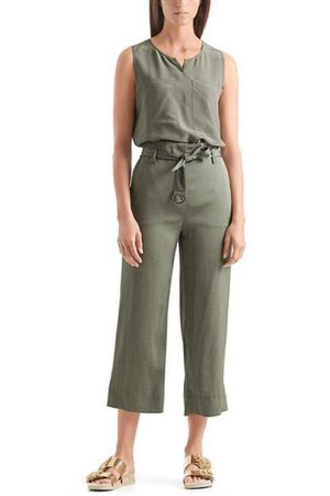 Marc Cain Sports Lightweight Cropped Trousers QS 81.14 W91 592