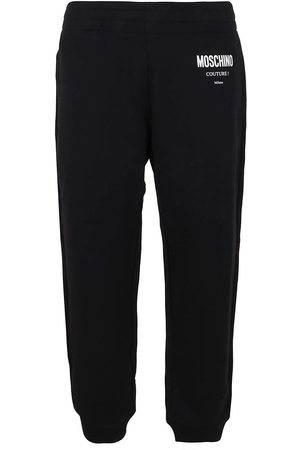 Moschino Label Sweatpants