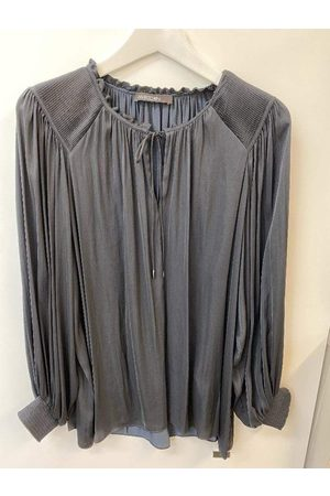 Marc Cain Collections Navy Blouse QC 51.10 W19 395