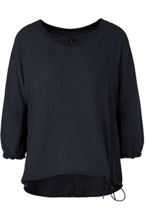 Marc Cain Women T-shirts - Sports Round Necked Top With Tie Detail QS 55.05 W41 900