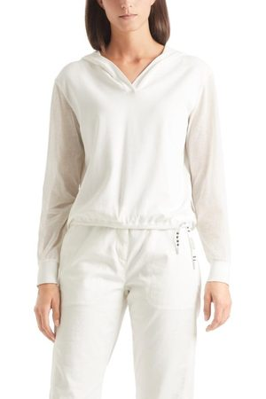 Marc Cain Sports Off Knitted Hoodie Jumper QS 41.27 M21 110