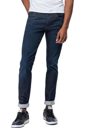 Replay Hyperflex Anbass CLOUDS Edition Slim Fit Jeans - Rinse Dark