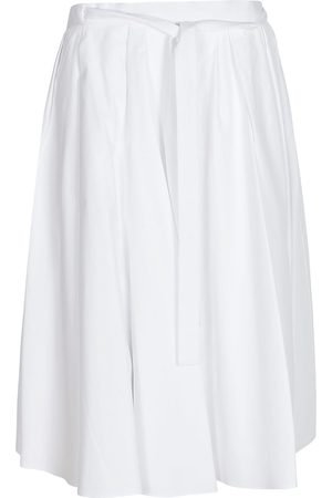Prada WOMEN'S P146SG1UCXF0009 COTTON SKIRT