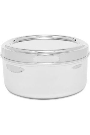 Hay Steel Lunch Box & Round Tray