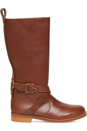 Chloé Tall Leather Boots