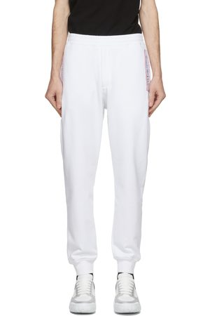 Alexander McQueen French Terry Logo Lounge Pants