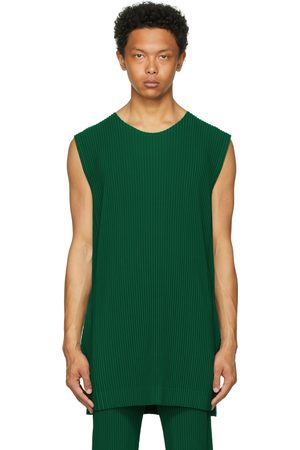 Homme Plissé Issey Miyake Monthly Color May Tank Top