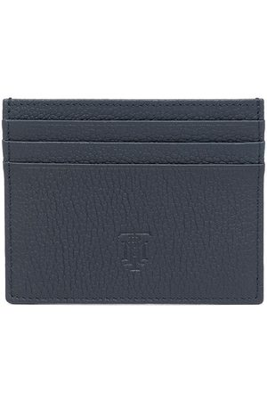 MONTROI Grained leather cardholder