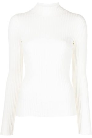 ANINE BING Clare ribbed jumper