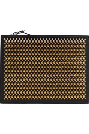 Christian Louboutin Spikes Rock Mix 'Pifpouch' Pouch