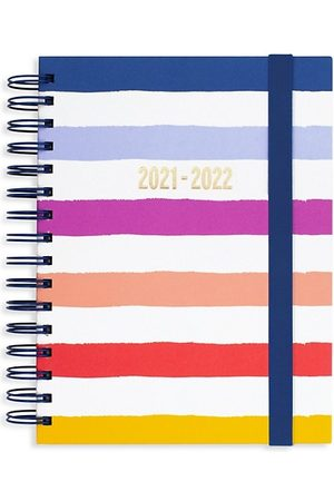 Kate Spade Candy Stripe 17-Month Large Planner