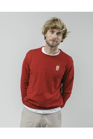 Brava Fabrics Men Jumpers - Curry to Go Pullover
