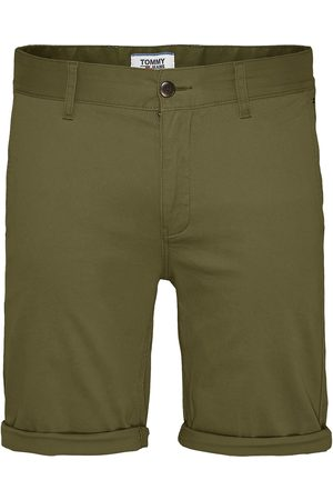 Tommy Hilfiger Tommy Jeans Essential Chino Short - Olive