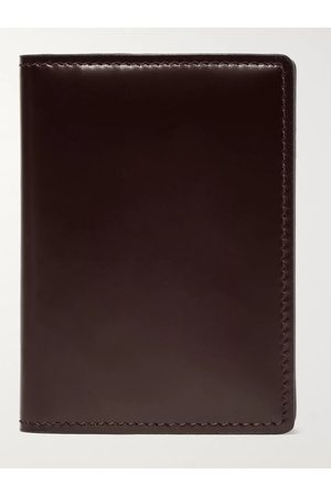 COMMON PROJECTS Men Wallets - Leather Bifold Cardholder